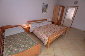 Detail první ložnice