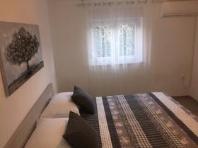 Druhá ložnice s klimatizací