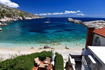 Chorvatsko hotely u moře